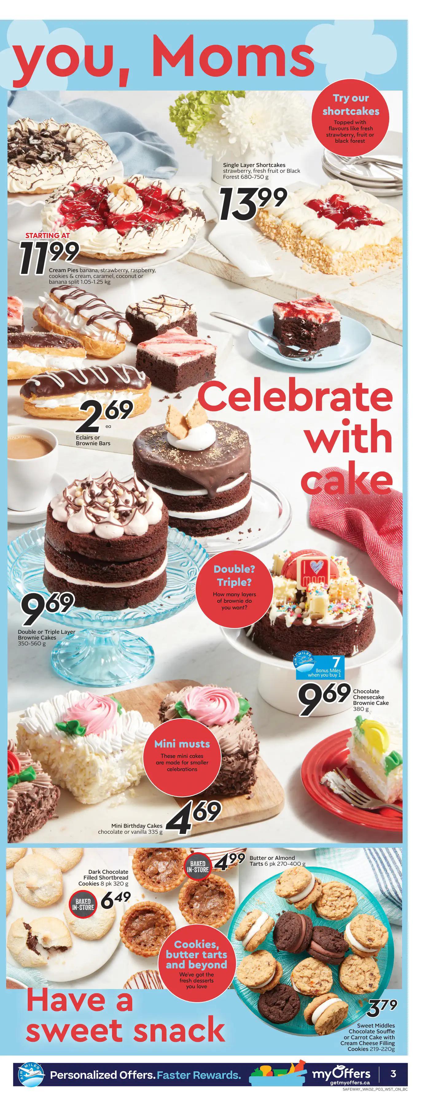Safeway - Weekly Flyer Specials - Page 4