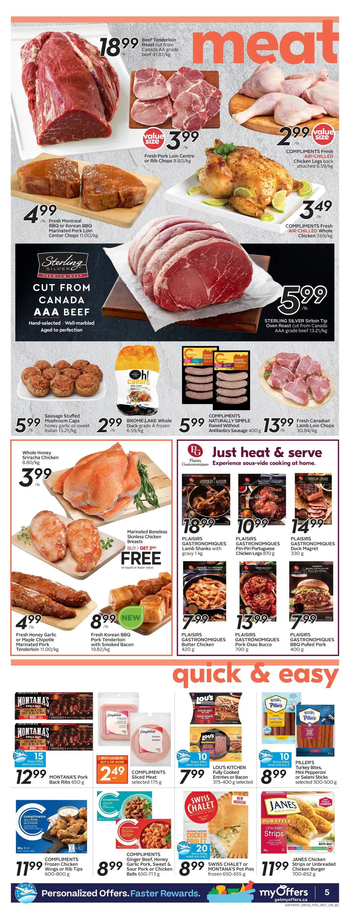 Safeway - Weekly Flyer Specials - Page 6