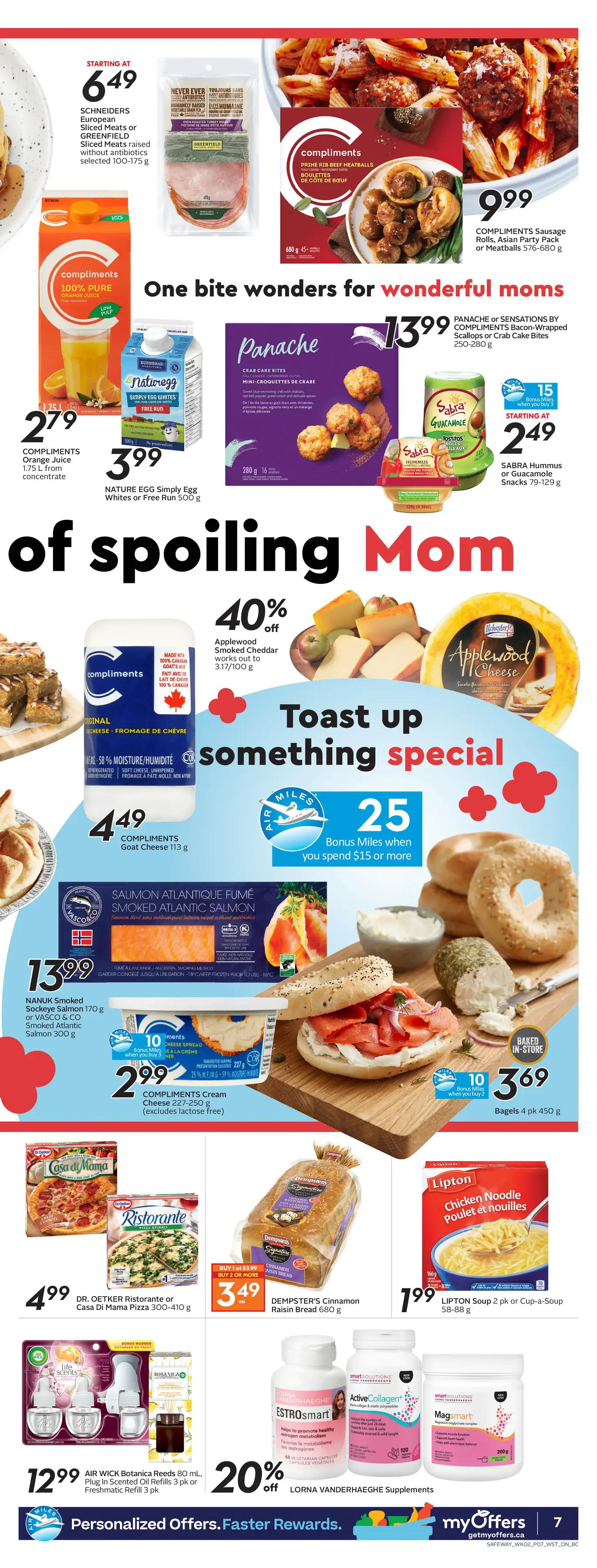 Safeway - Weekly Flyer Specials - Page 8