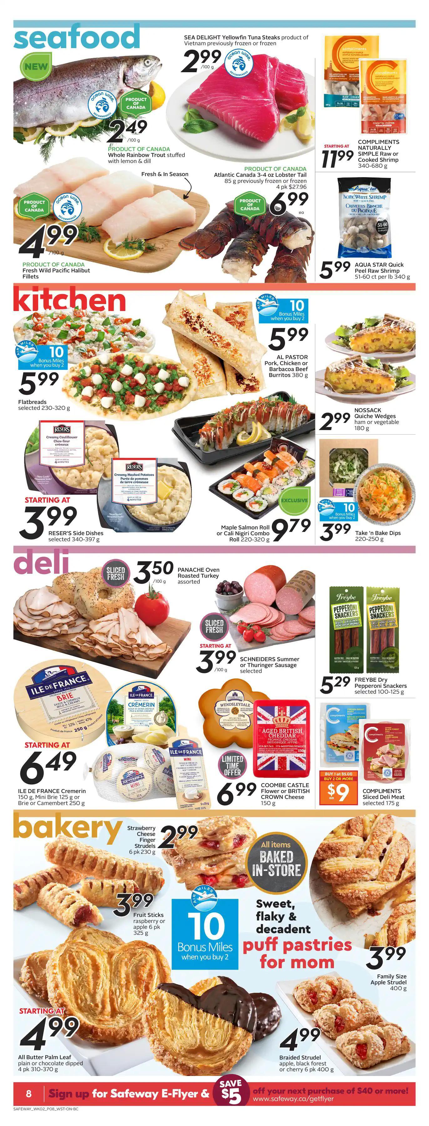 Safeway - Weekly Flyer Specials - Page 9