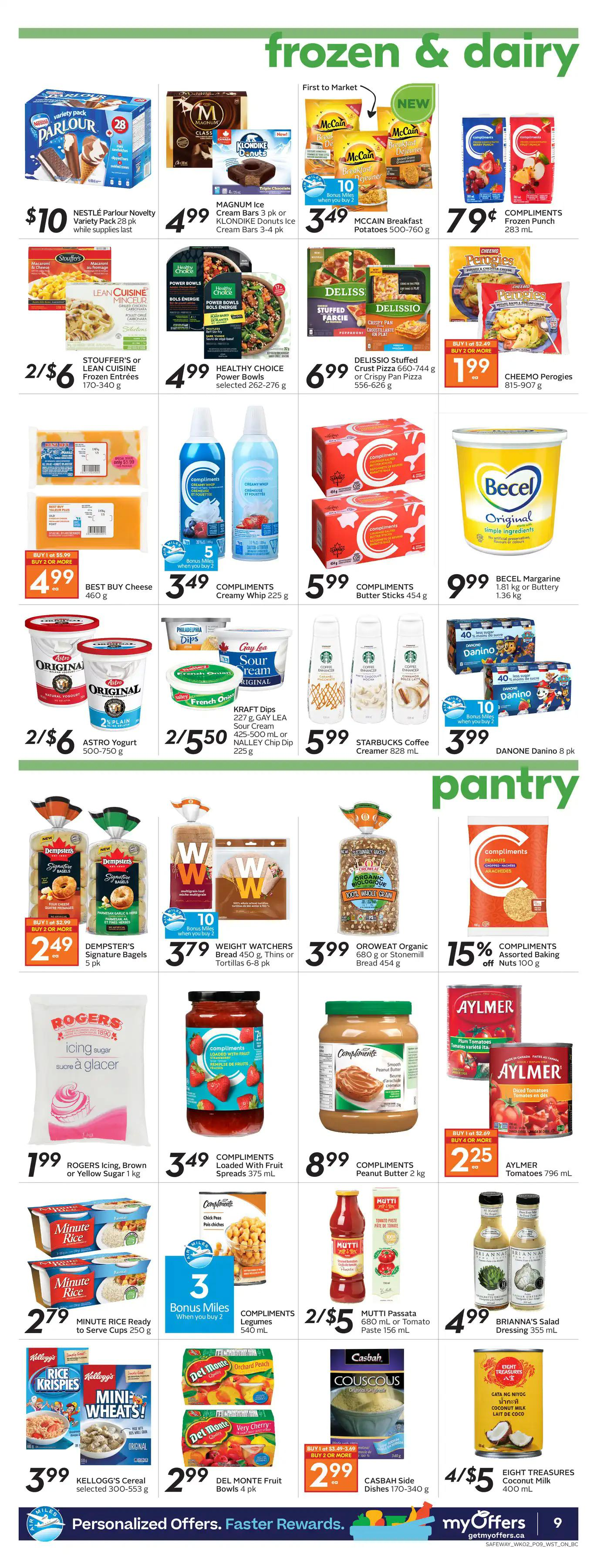 Safeway - Weekly Flyer Specials - Page 10