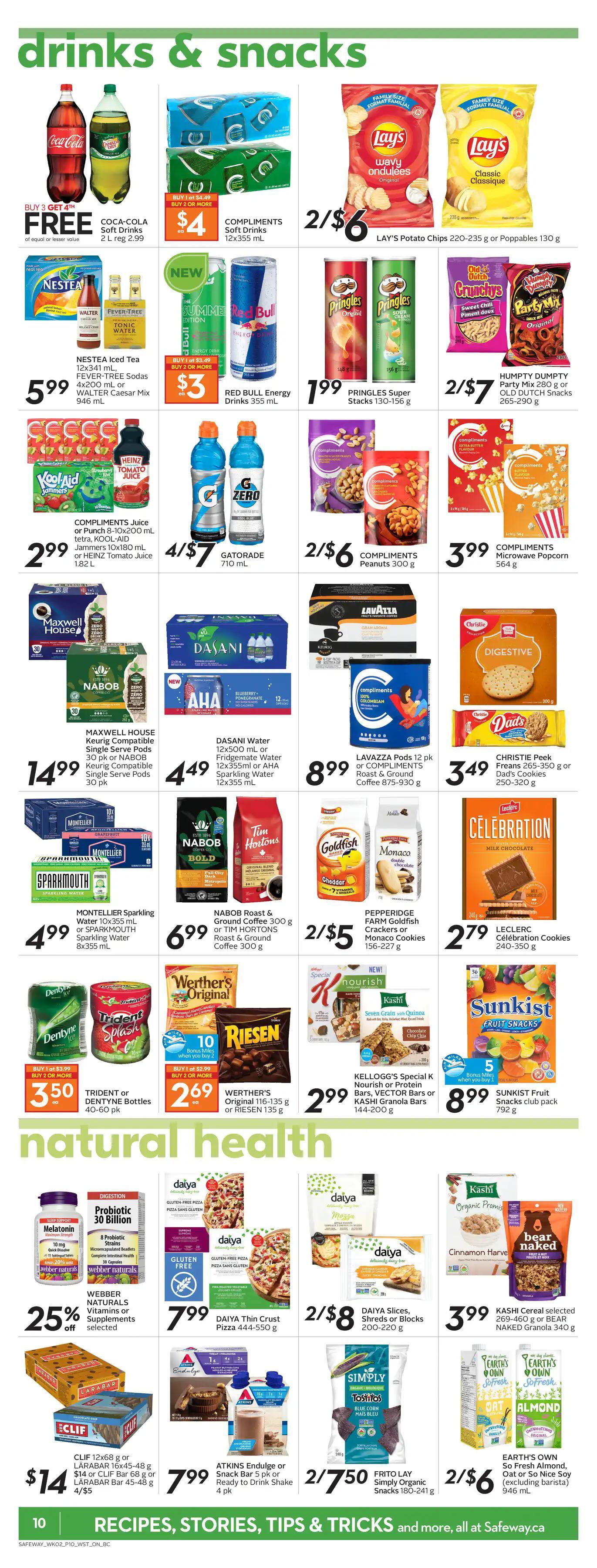 Safeway - Weekly Flyer Specials - Page 11
