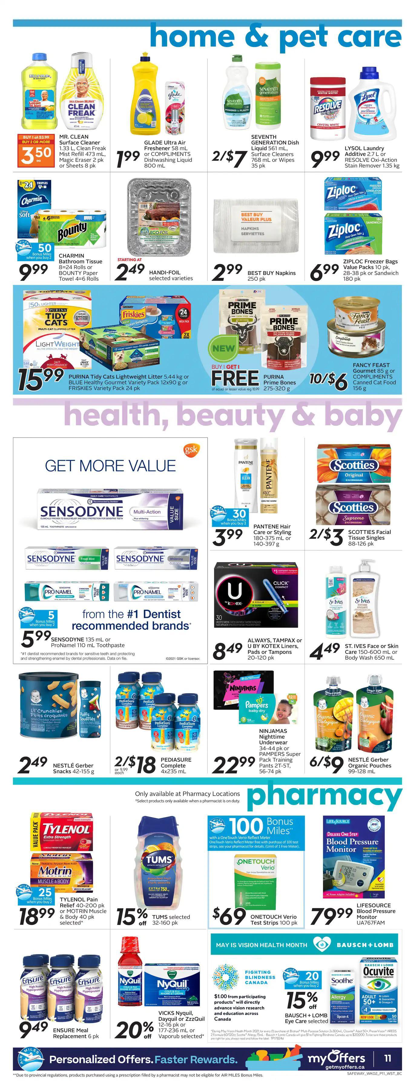 Safeway - Weekly Flyer Specials - Page 12