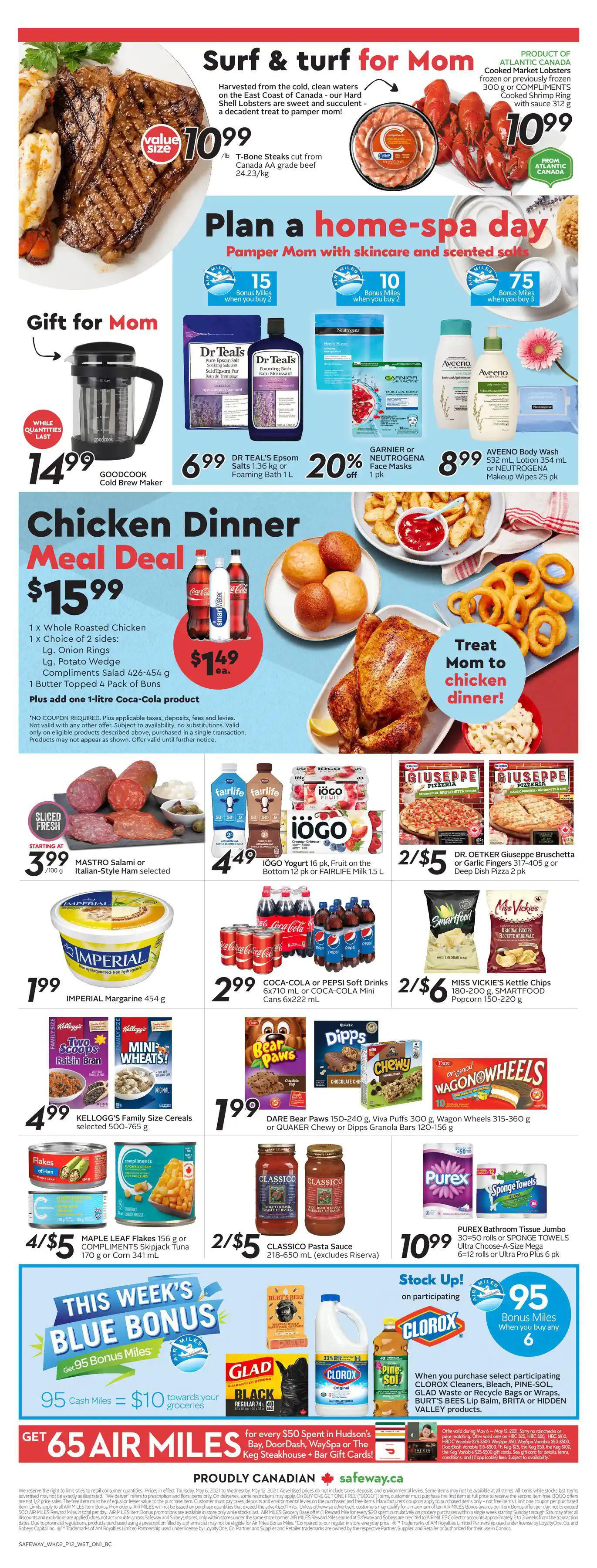 Safeway - Weekly Flyer Specials - Page 13