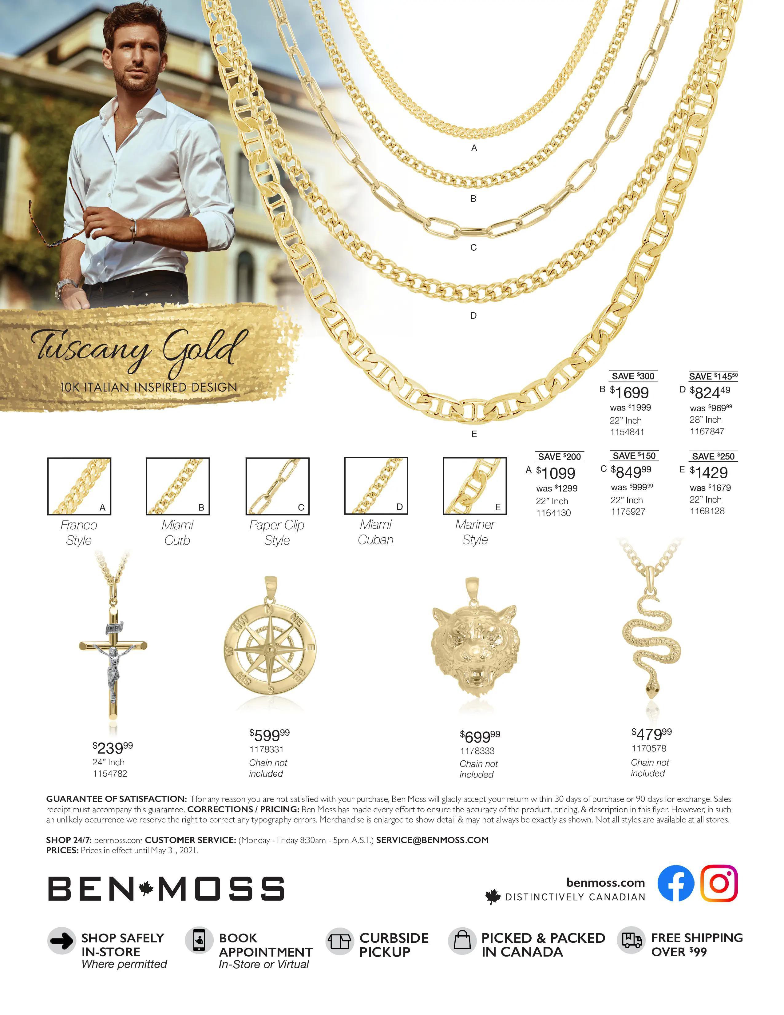 Ben Moss - 2 Weeks of Savings - Page 4