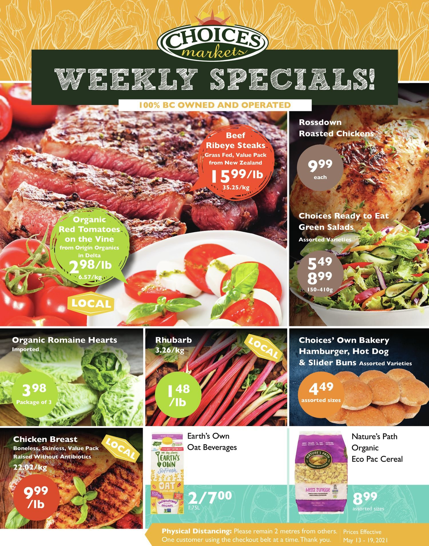 Choices Markets - Weekly Flyer Specials