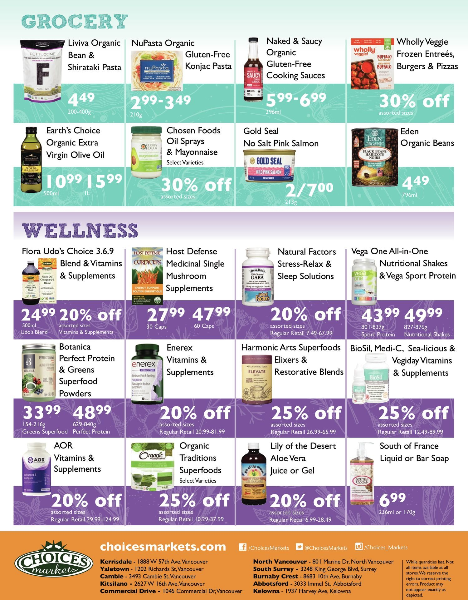 Choices Markets - Weekly Flyer Specials - Page 6