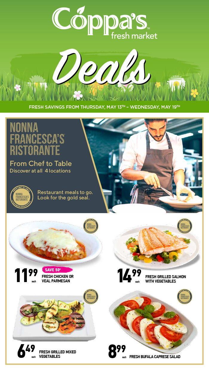 Coppa's Fresh Market - Weekly Flyer Specials