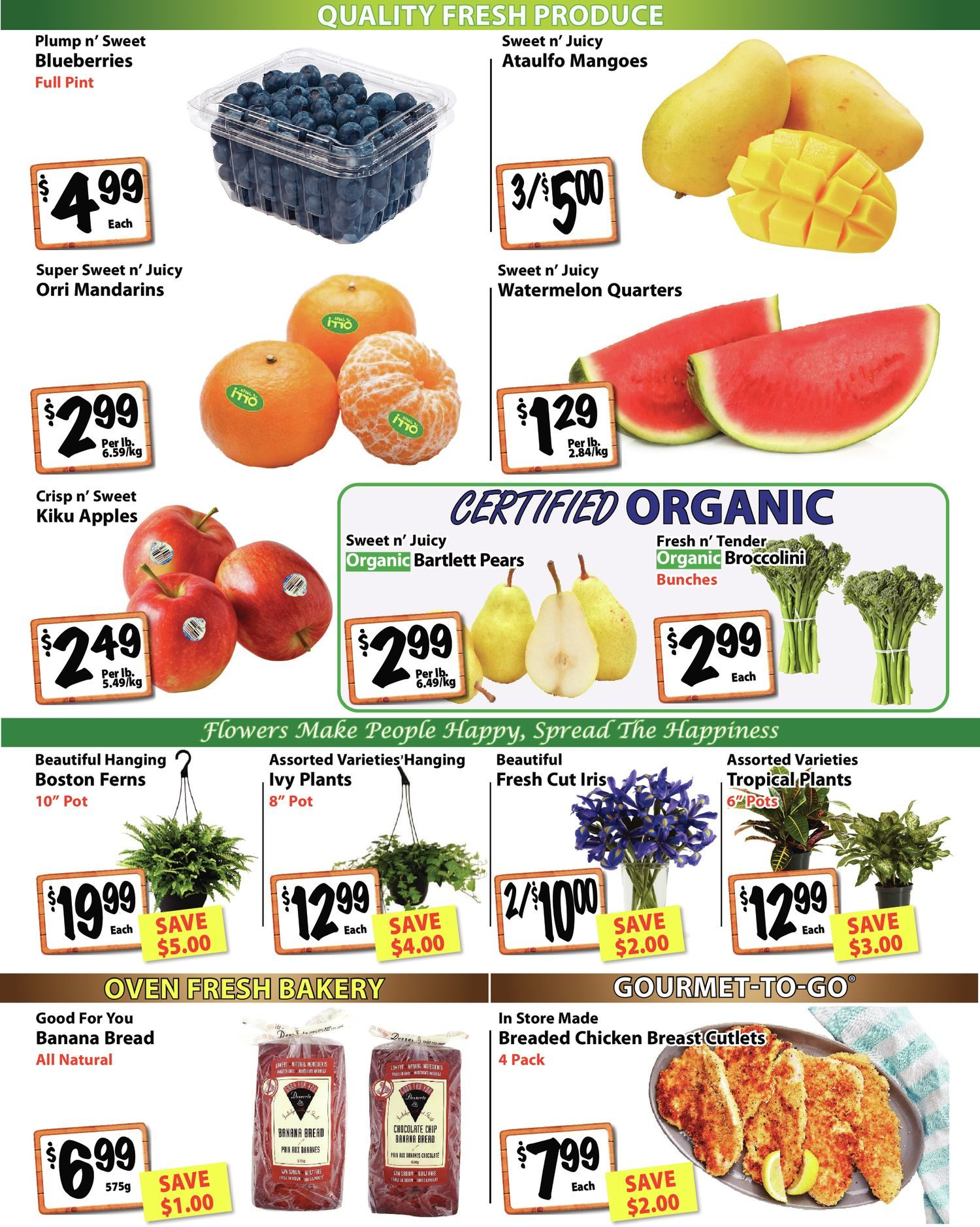 The Garden Basket - Weekly Flyer Specials - Page 2