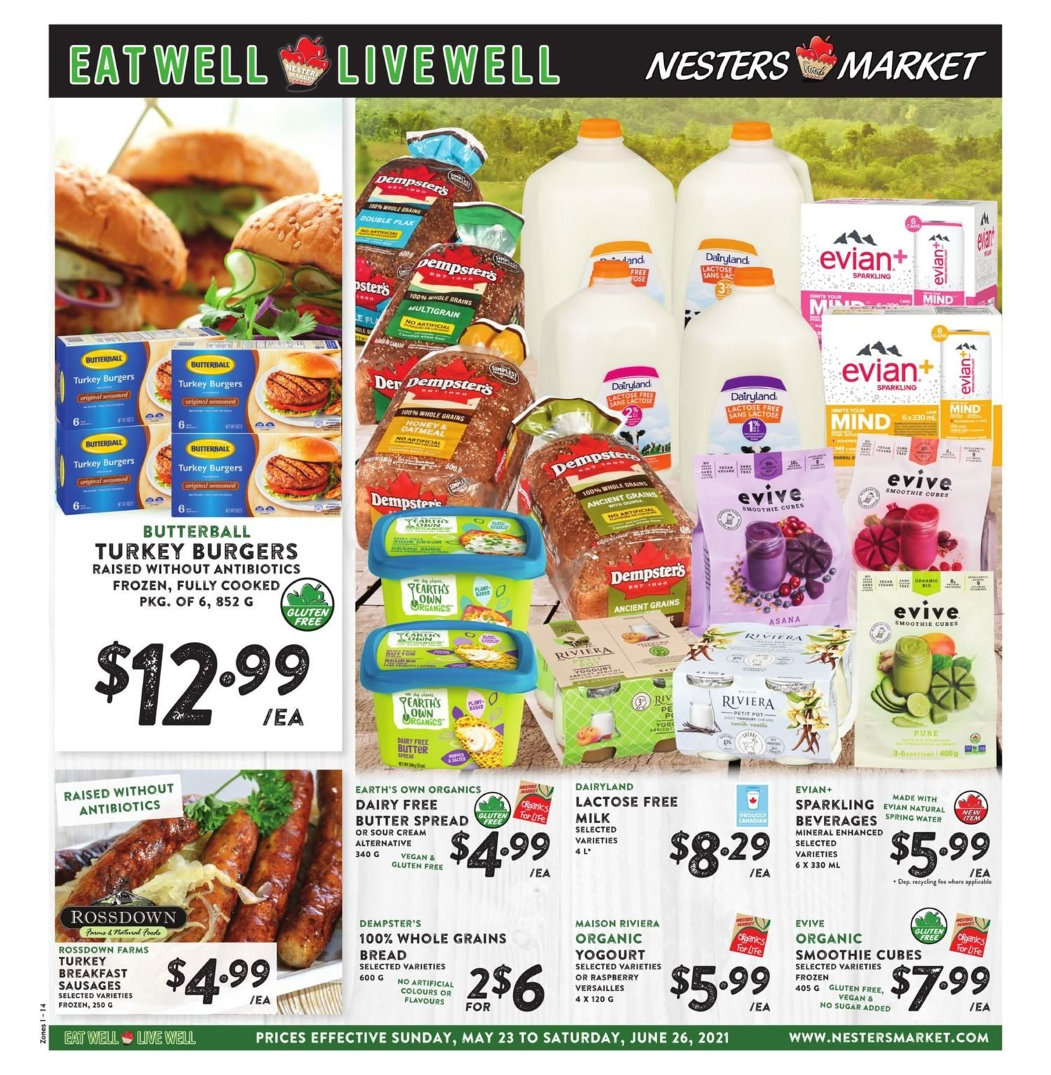 Nesters Market - Eat Well, Live Well