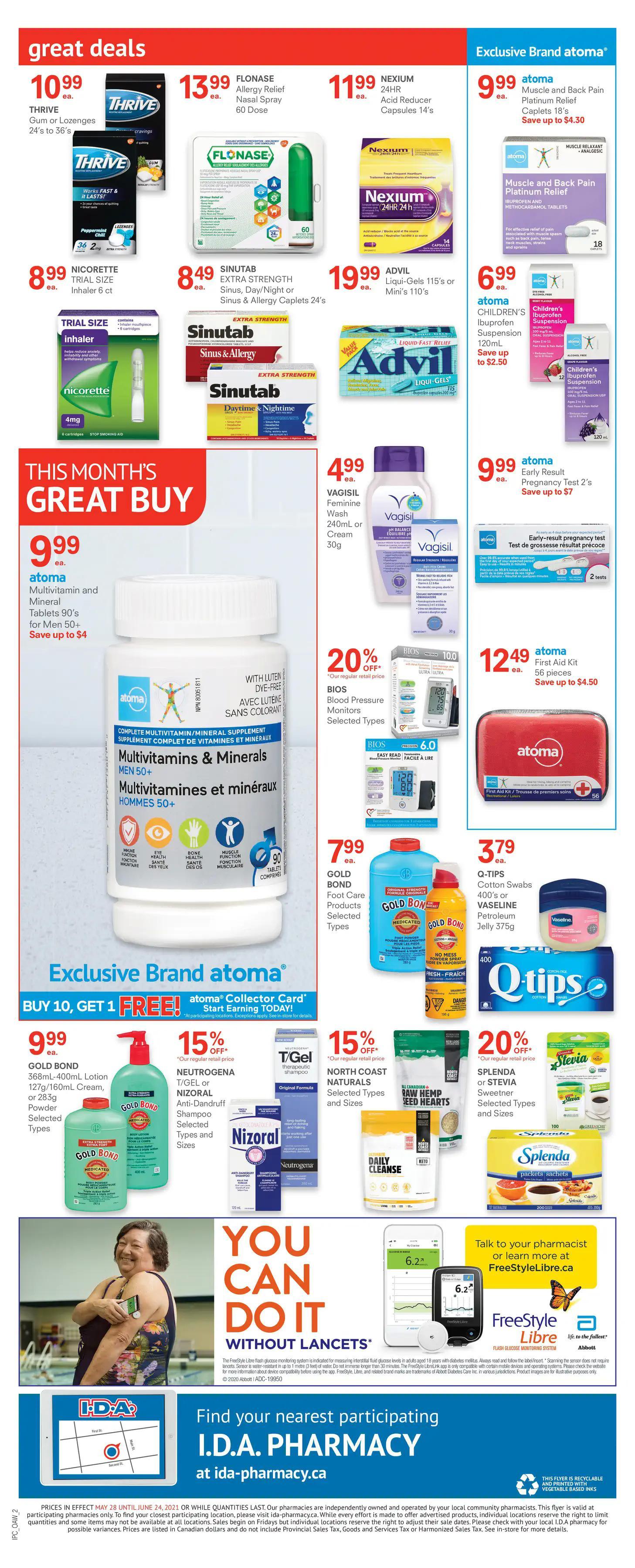 Guardian IDA Pharmacies - Monthly Savings - Page 3