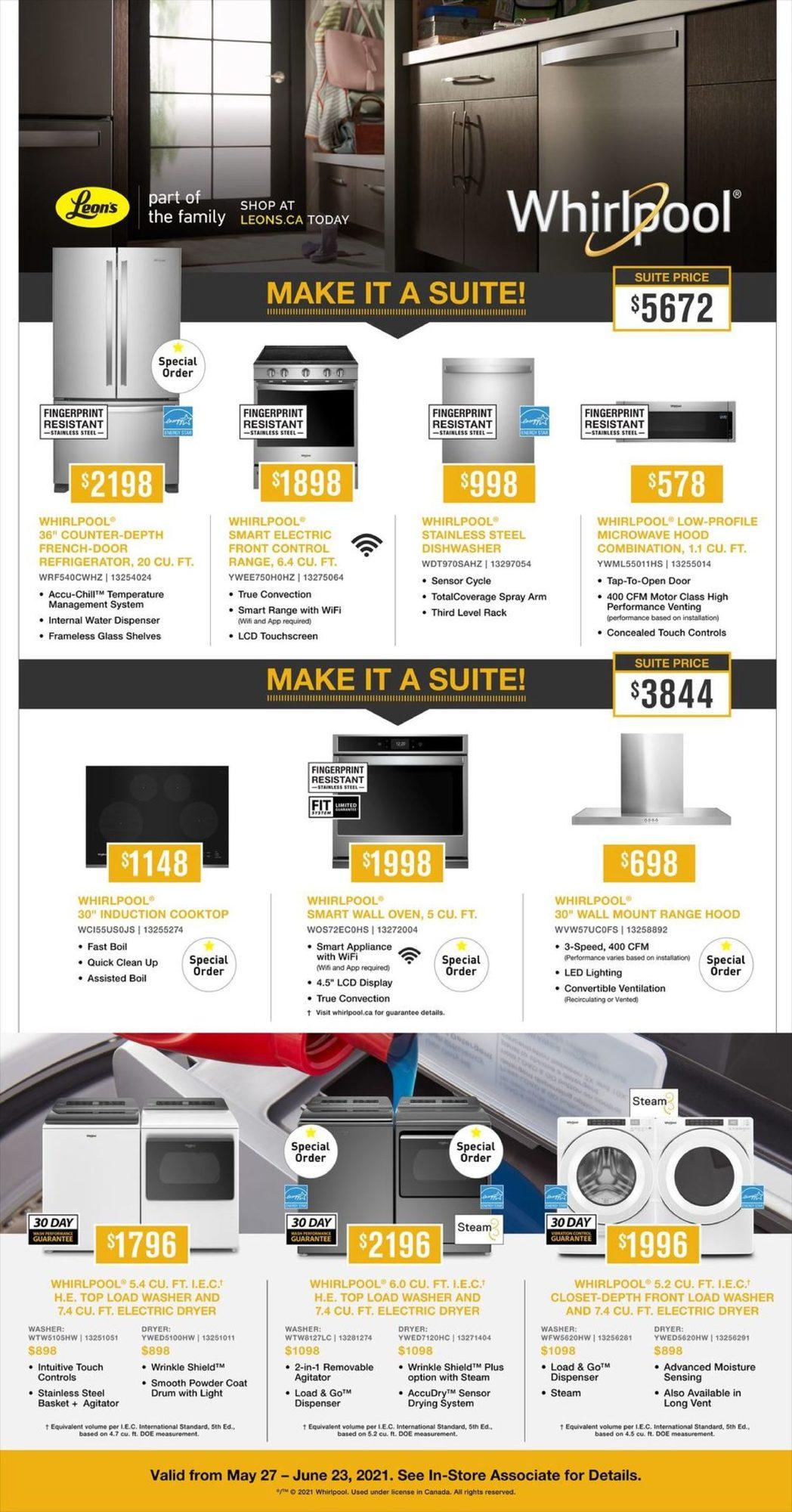 Leon's - Appliance Sale - Page 3