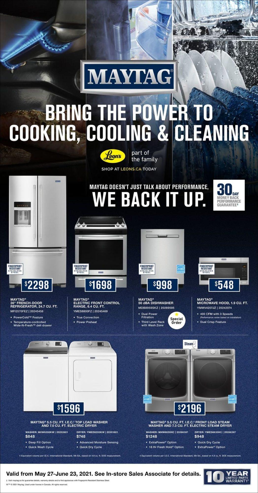 Leon's - Appliance Sale - Page 4