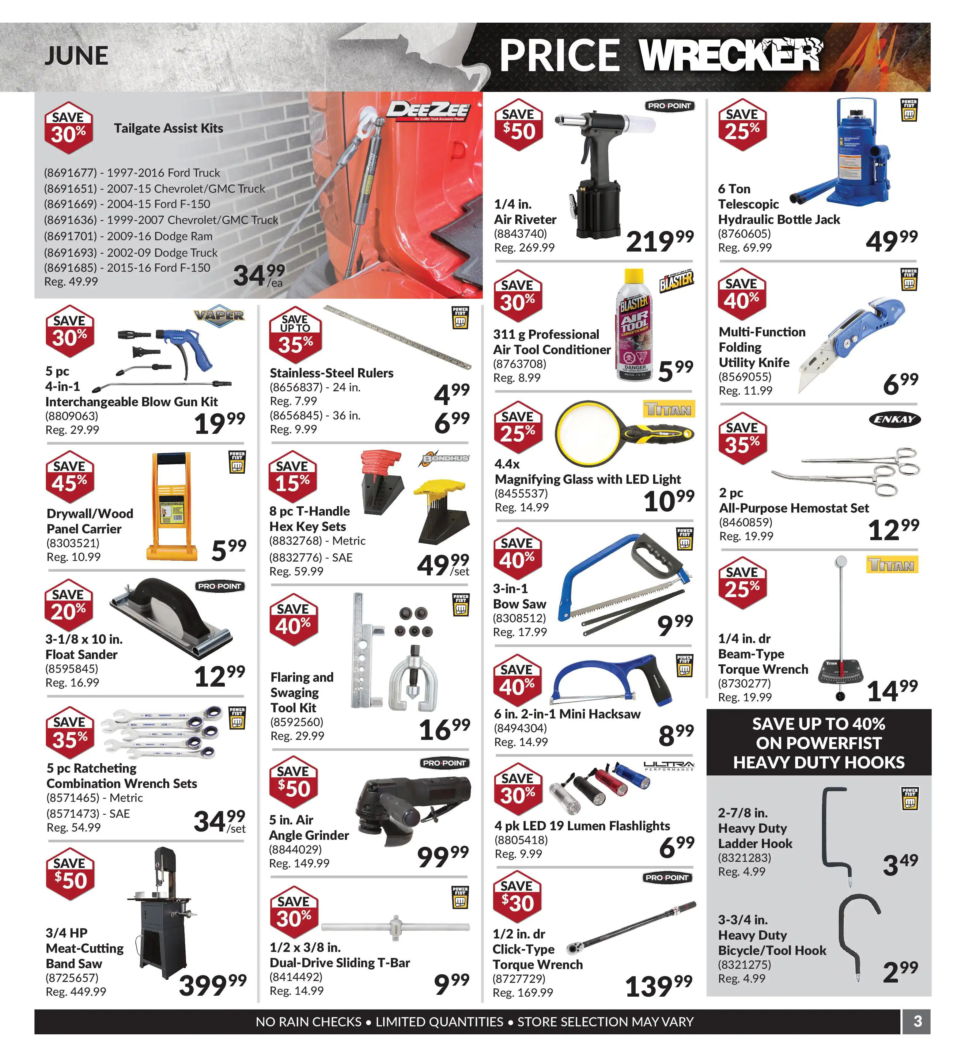 Princess Auto - Price Wrecker - Page 3