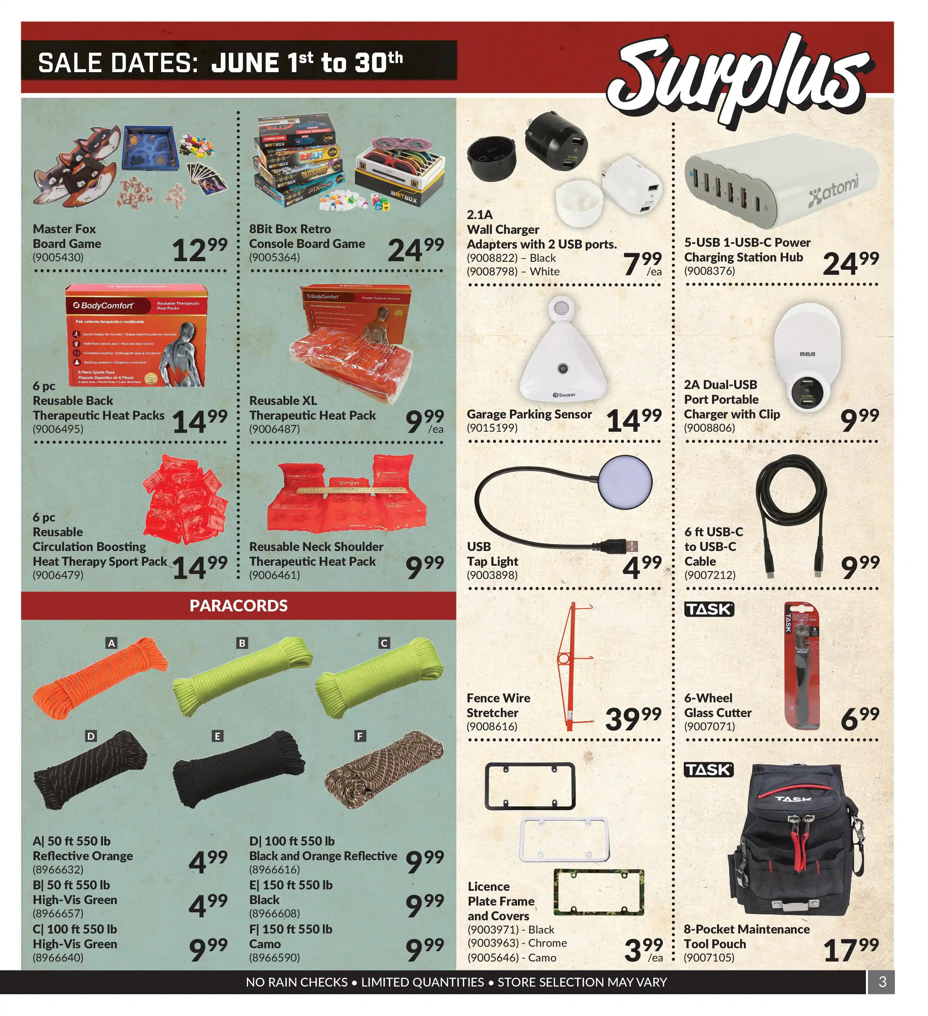 Princess Auto - Surplus - Page 3