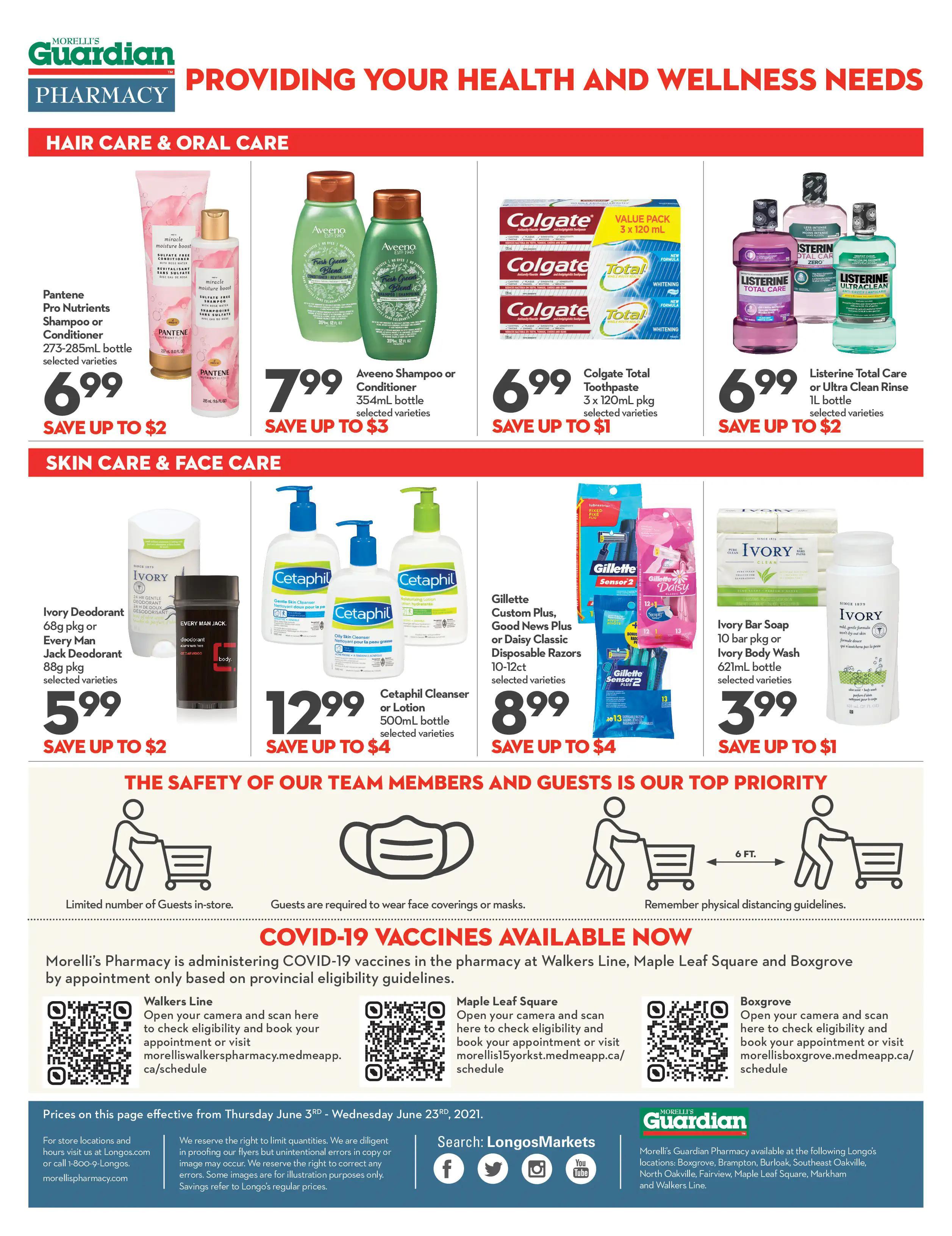 Longo's - Guardian Pharmacy - Page 2