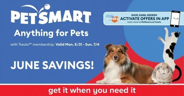 PetSmart Flyer online