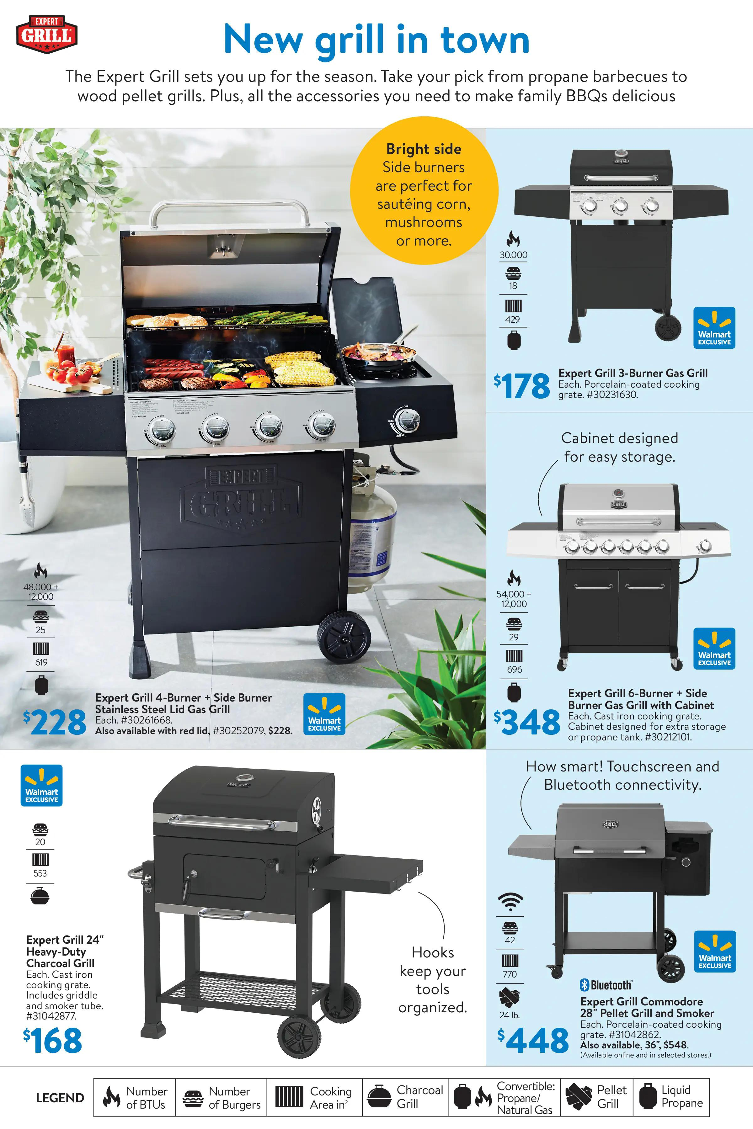 Walmart - Grilling - Page 10