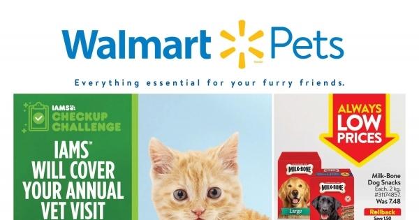 Walmart Flyer online