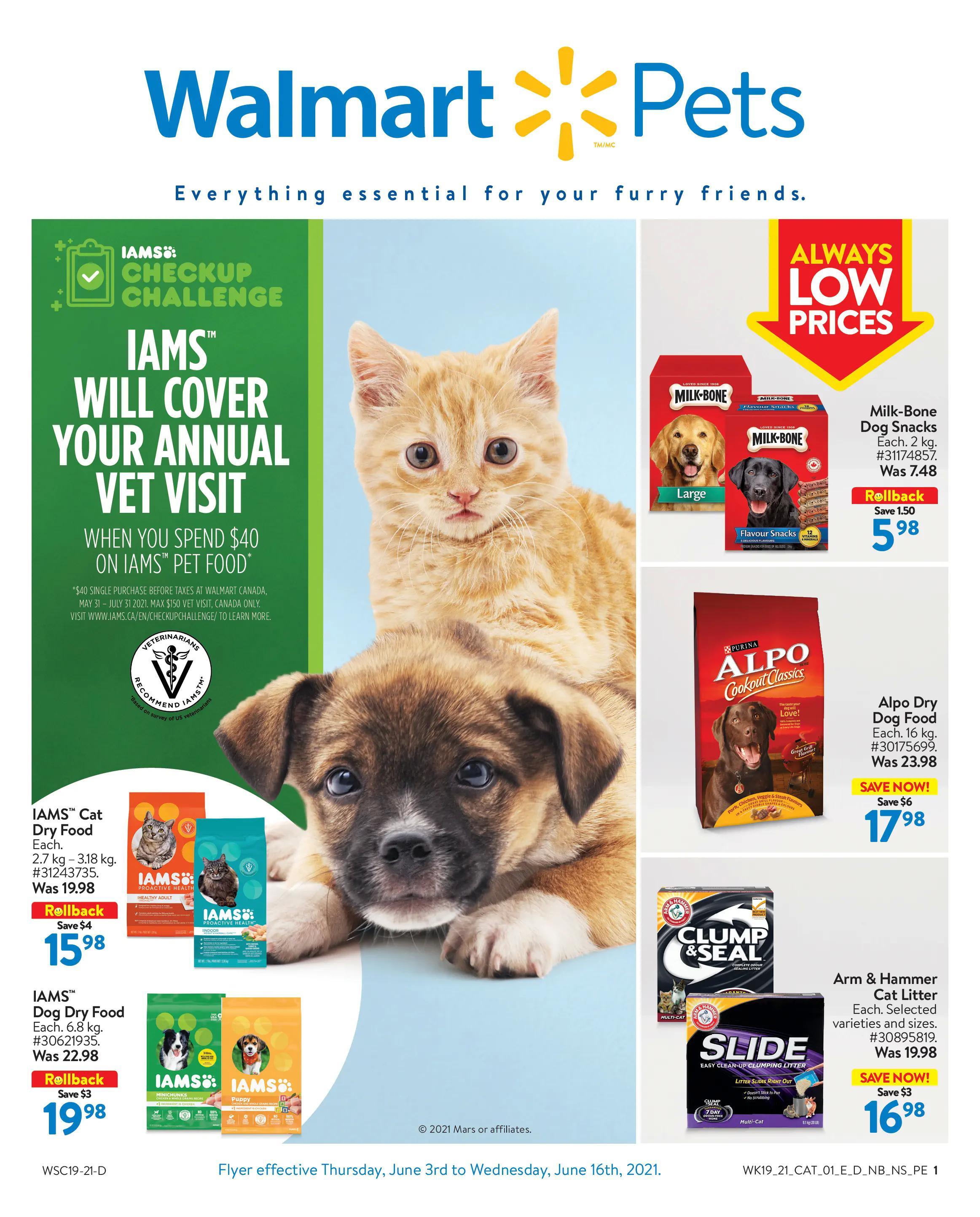 Walmart - Pets