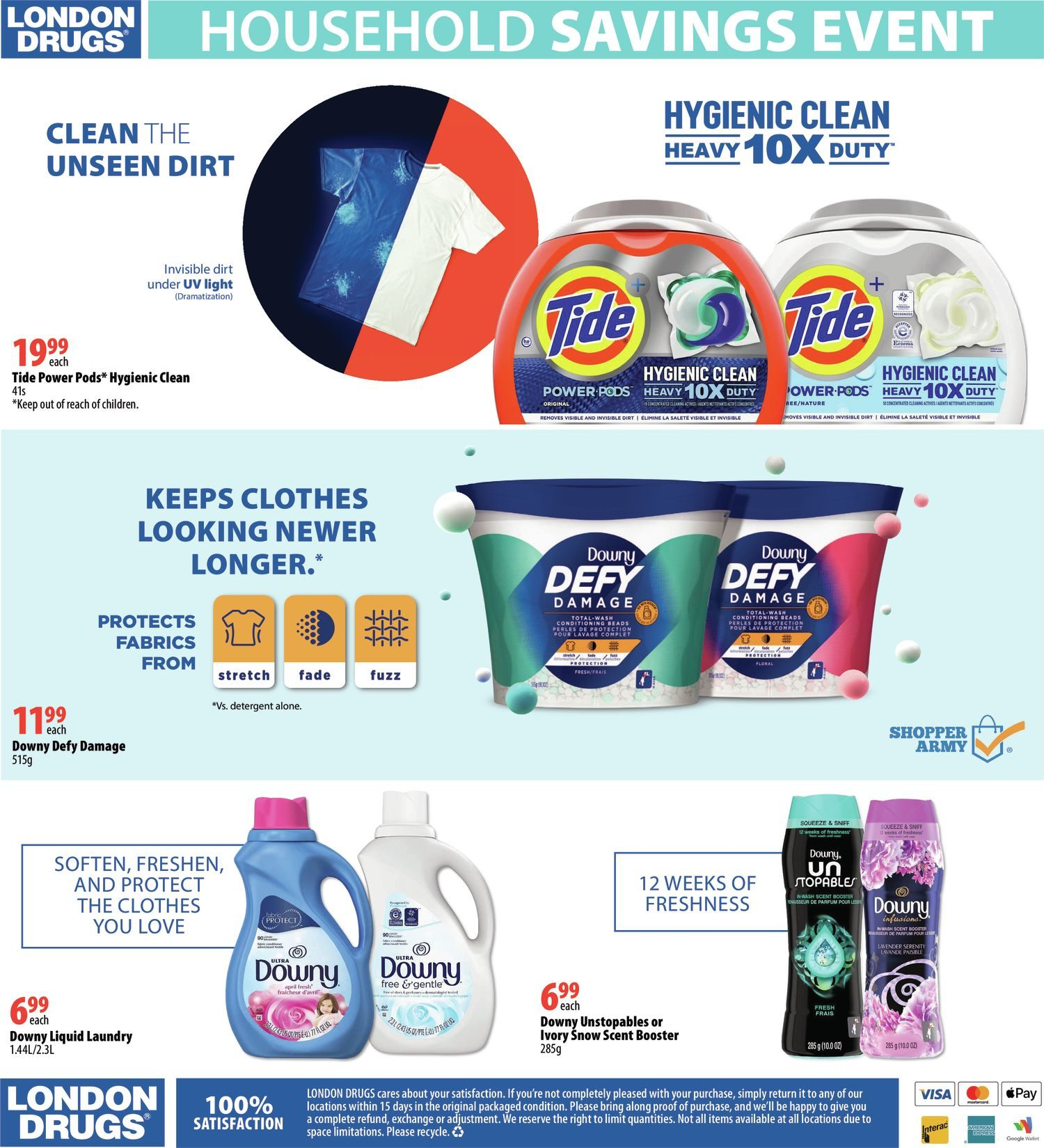 London Drugs - Household Savings Event - Page 4