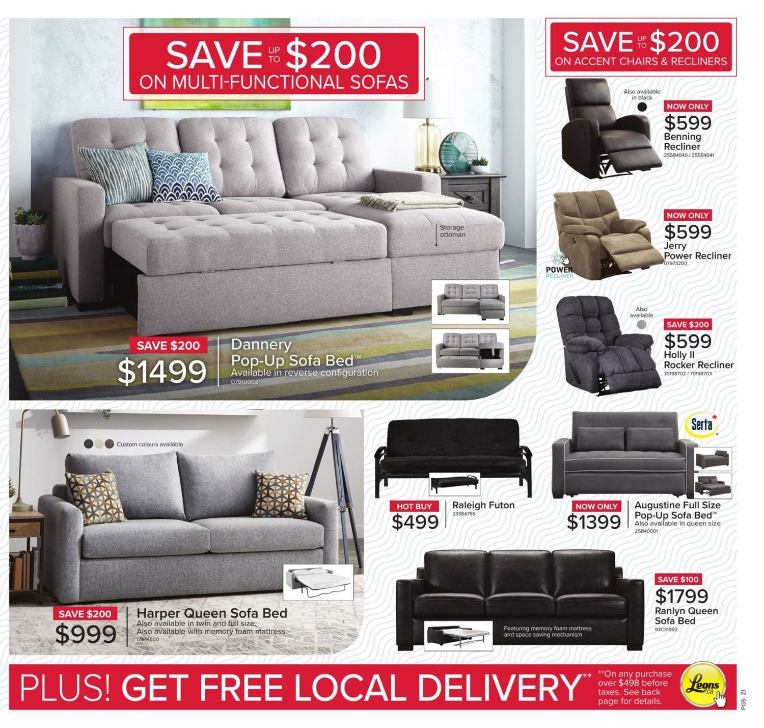 Leon's - Summer Staycation Sale - Page 6