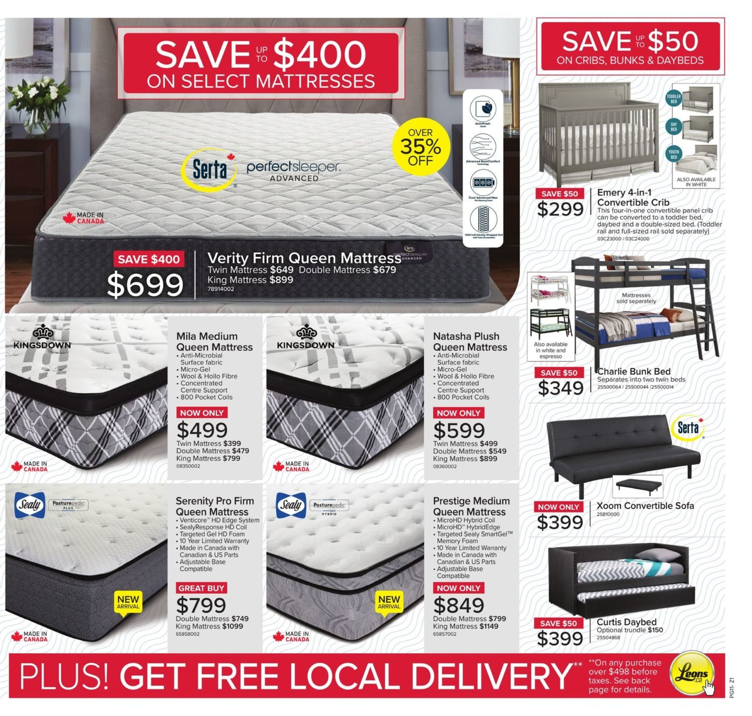 Leon's - Summer Staycation Sale - Page 12