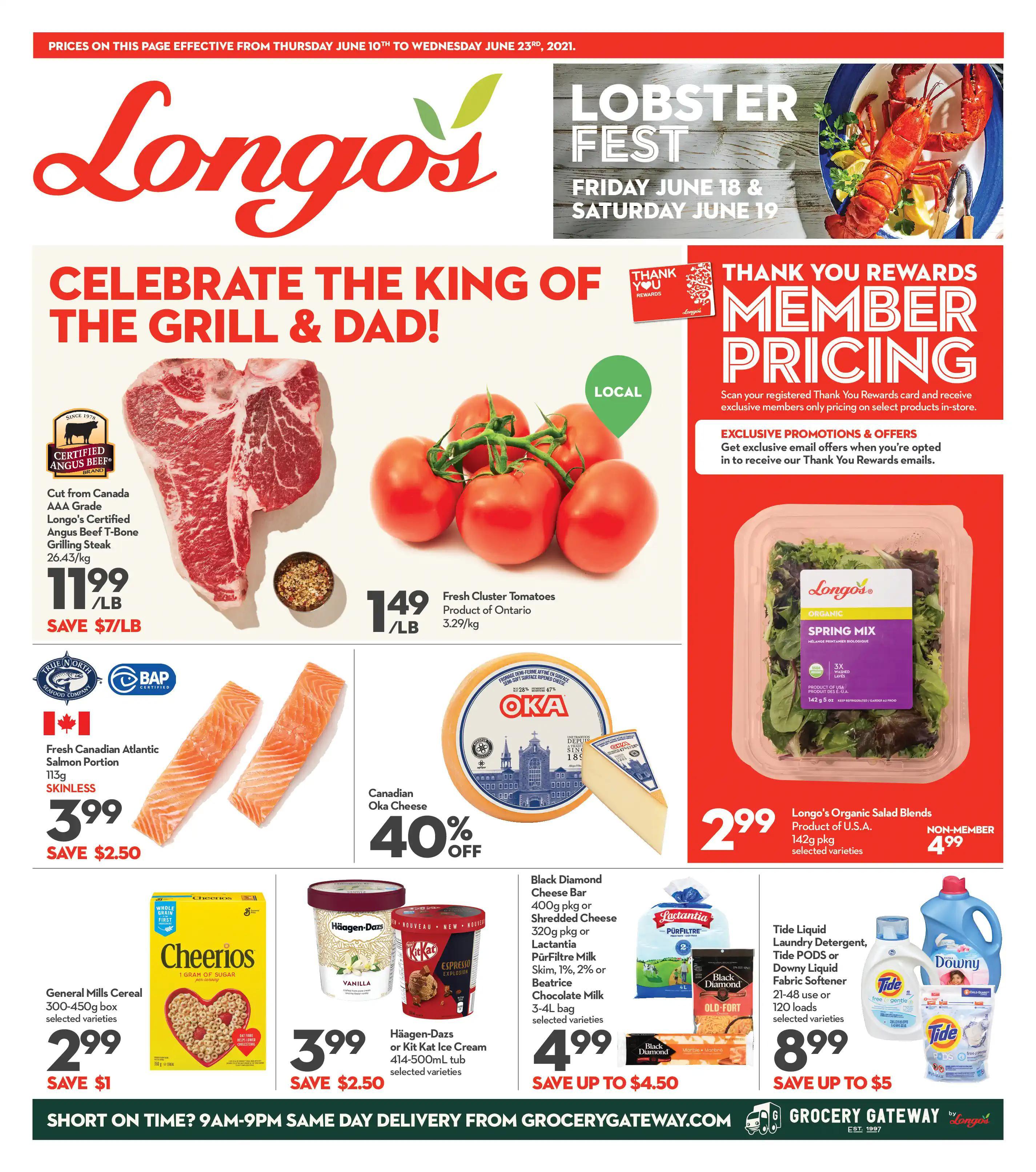 Longo's - 2 Weeks of Savings