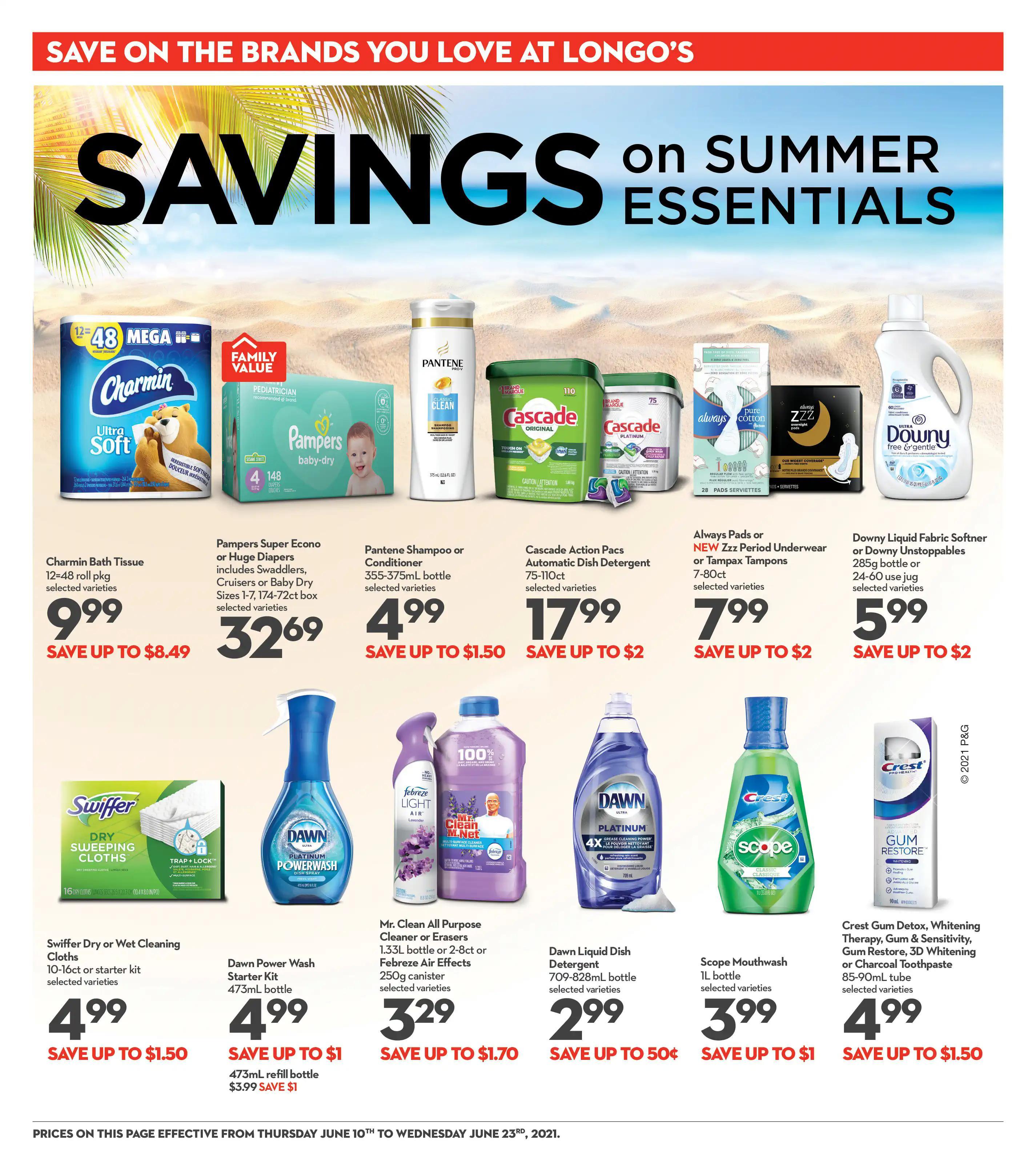 Longo's - 2 Weeks of Savings - Page 12