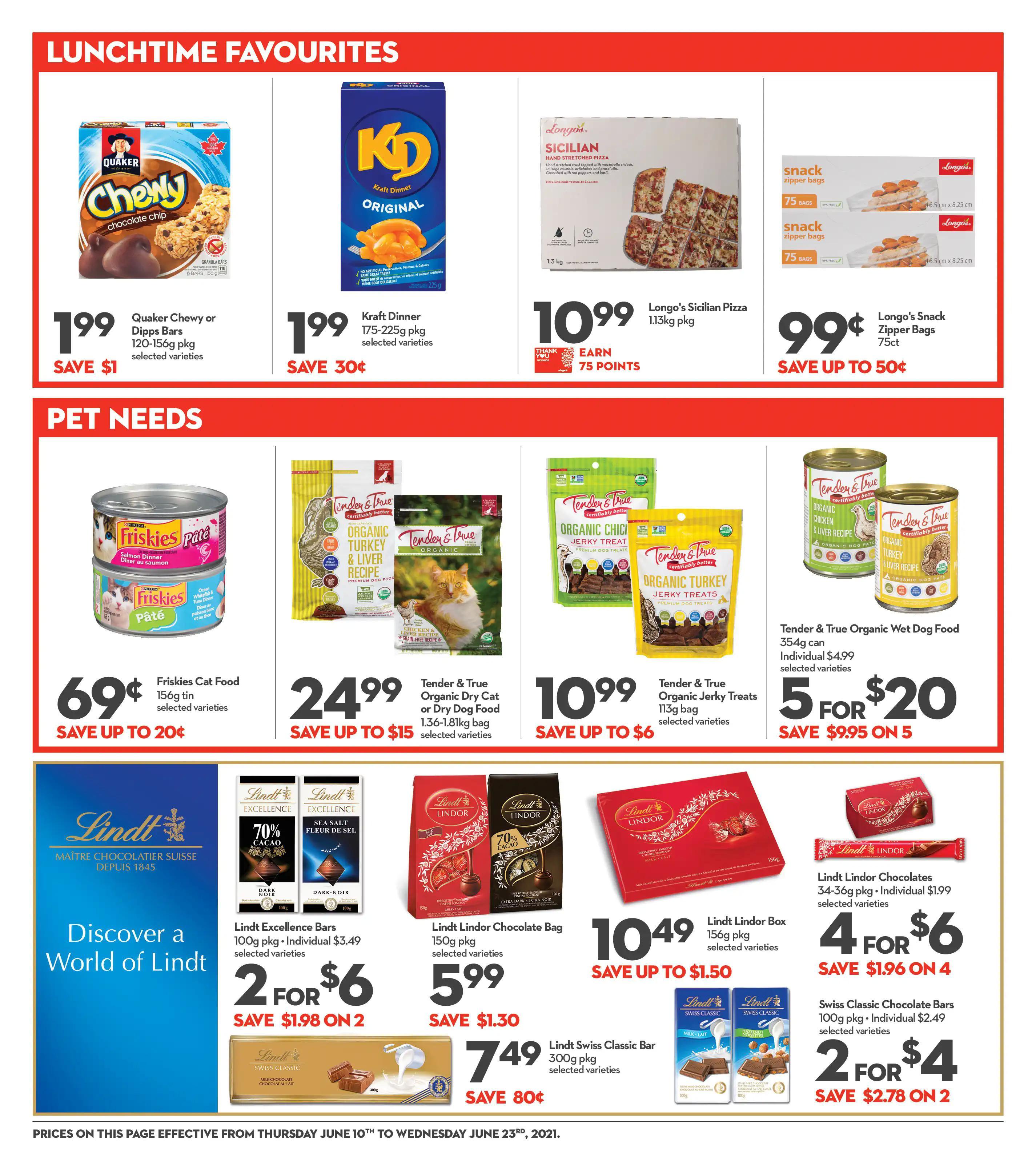 Longo's - 2 Weeks of Savings - Page 15