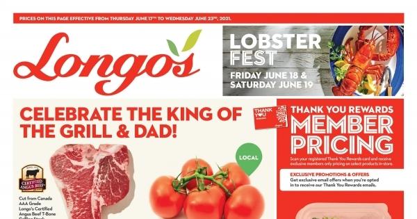 Longo's Flyer online