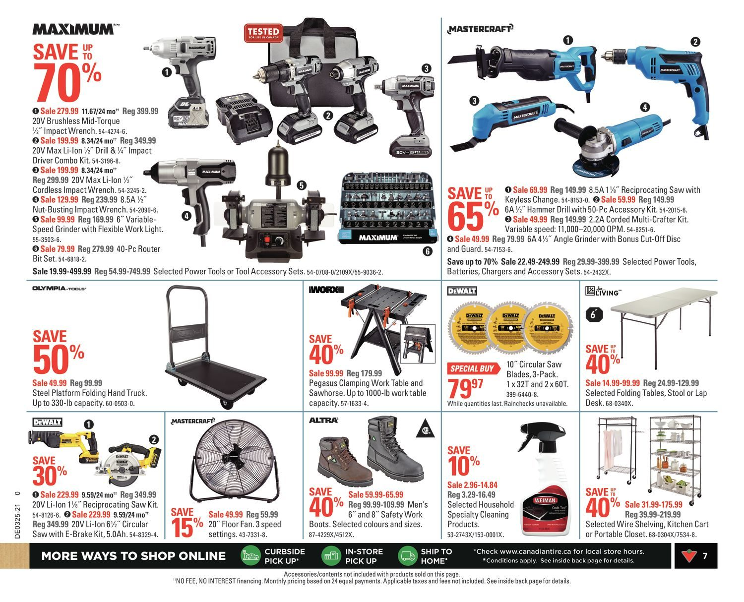 Canadian Tire - Weekly Flyer Specials - Page 10