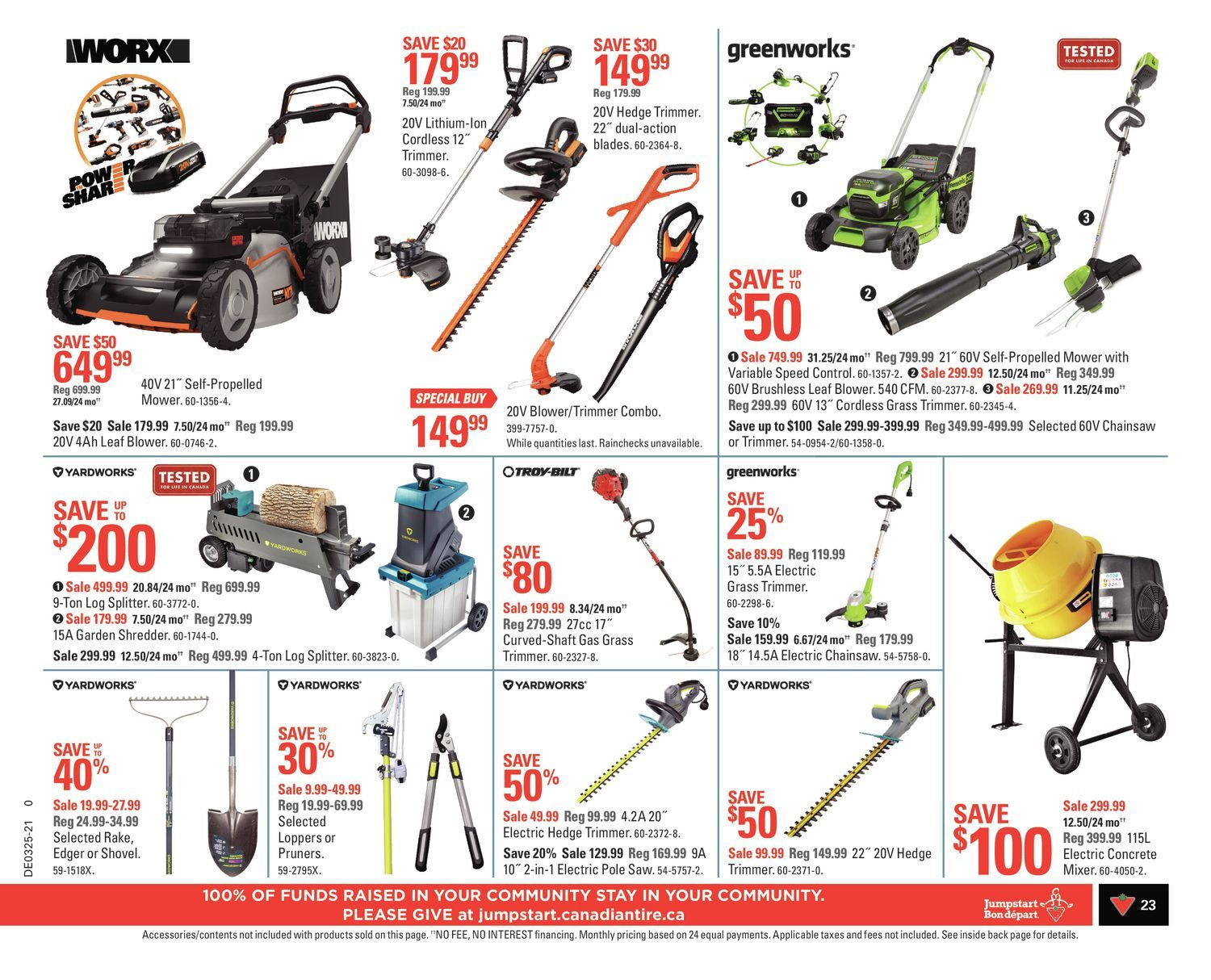 Canadian Tire - Weekly Flyer Specials - Page 27