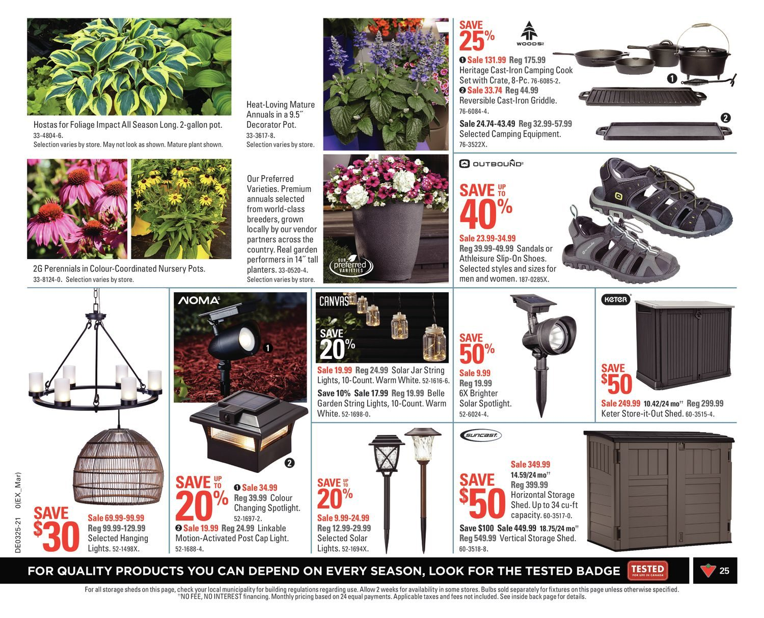 Canadian Tire - Weekly Flyer Specials - Page 30