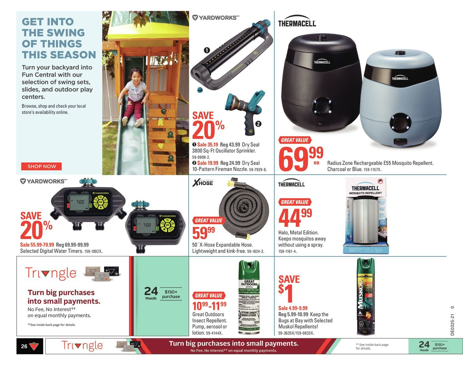 Canadian Tire - Weekly Flyer Specials - Page 31