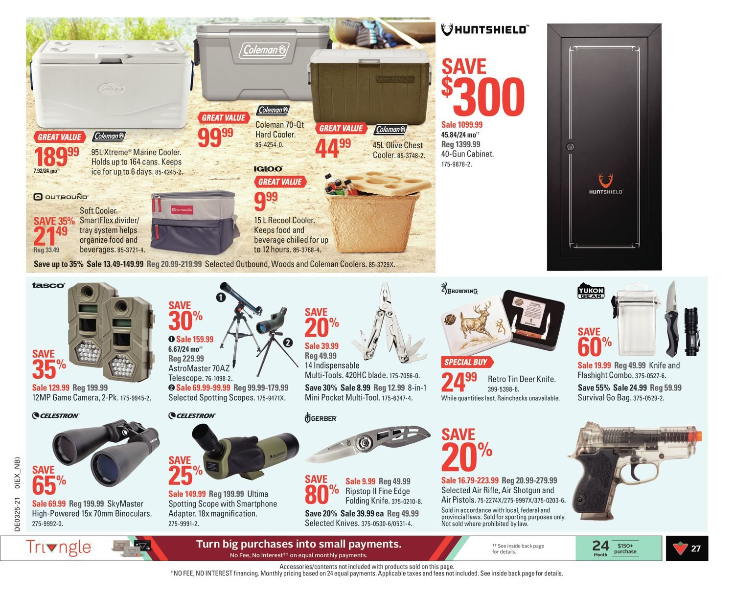 Canadian Tire - Weekly Flyer Specials - Page 32