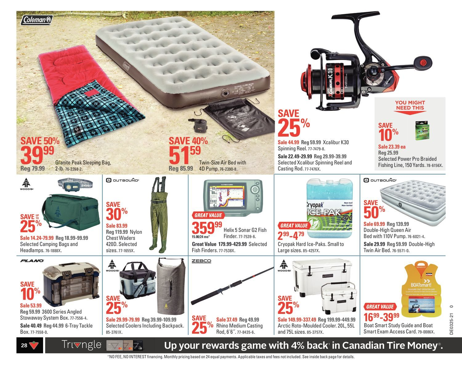 Canadian Tire - Weekly Flyer Specials - Page 33