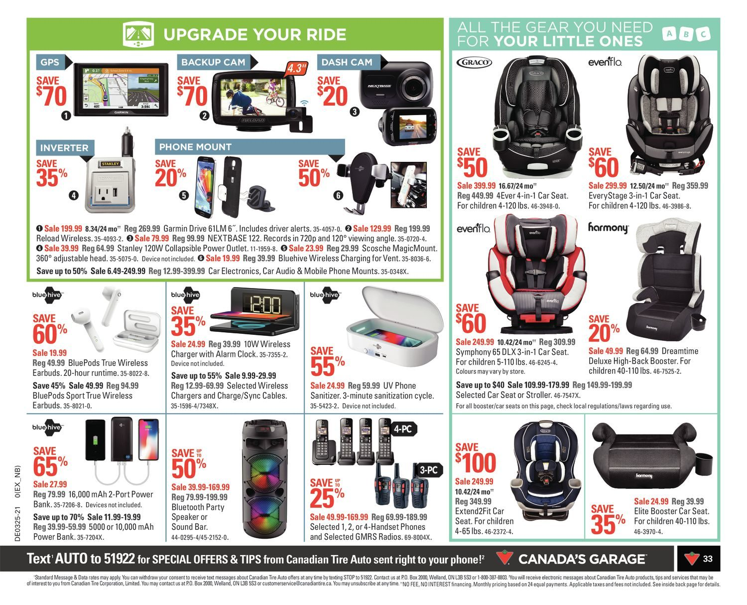 Canadian Tire - Weekly Flyer Specials - Page 39
