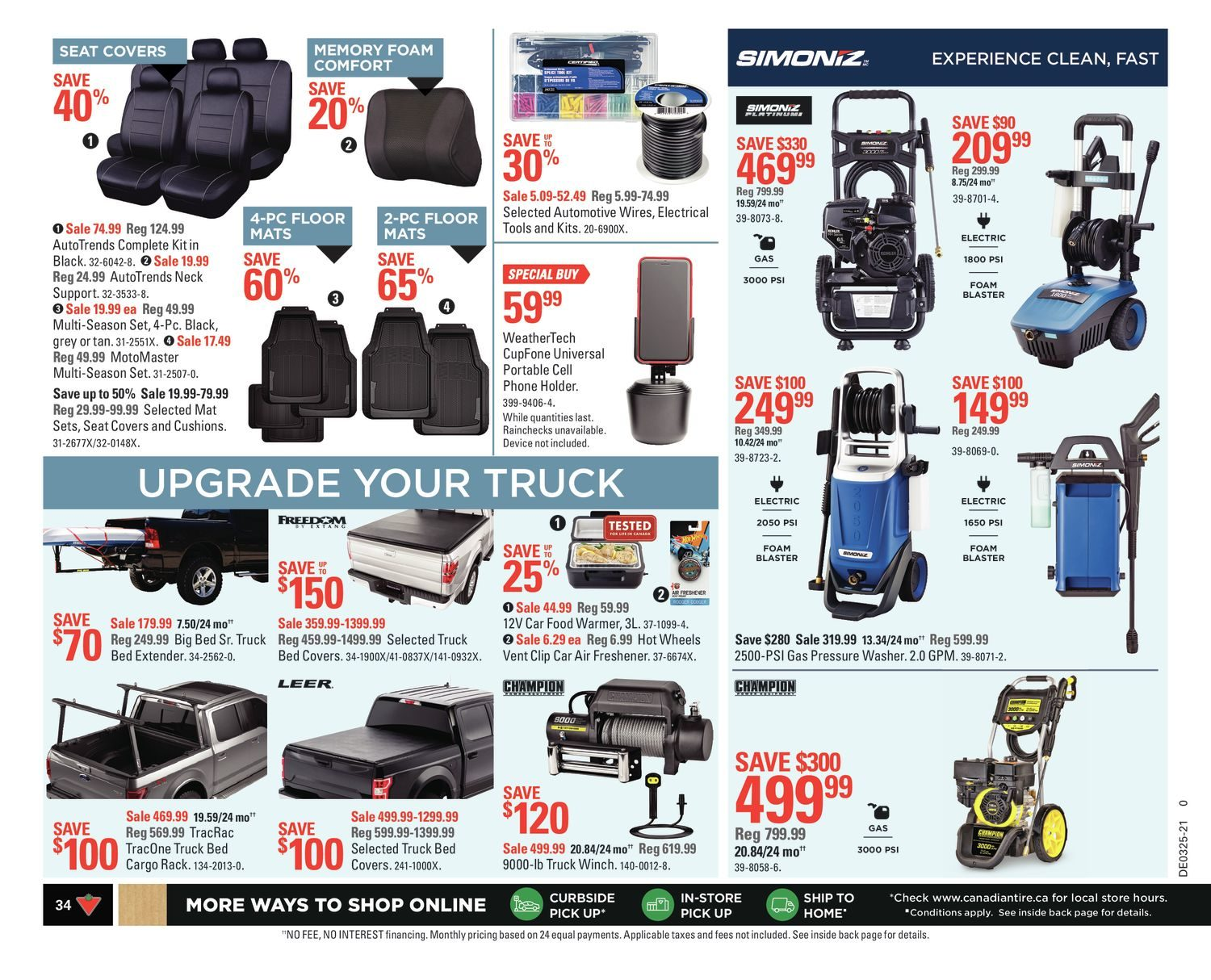 Canadian Tire - Weekly Flyer Specials - Page 40