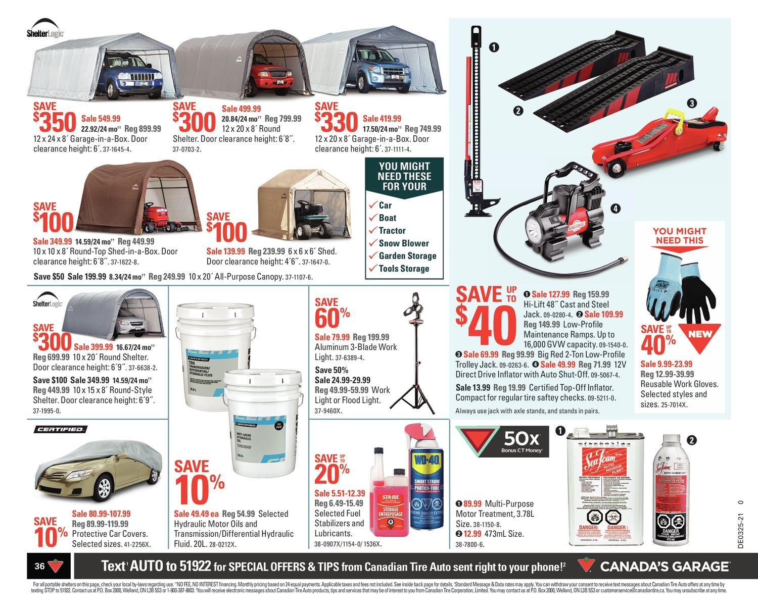 Canadian Tire - Weekly Flyer Specials - Page 42