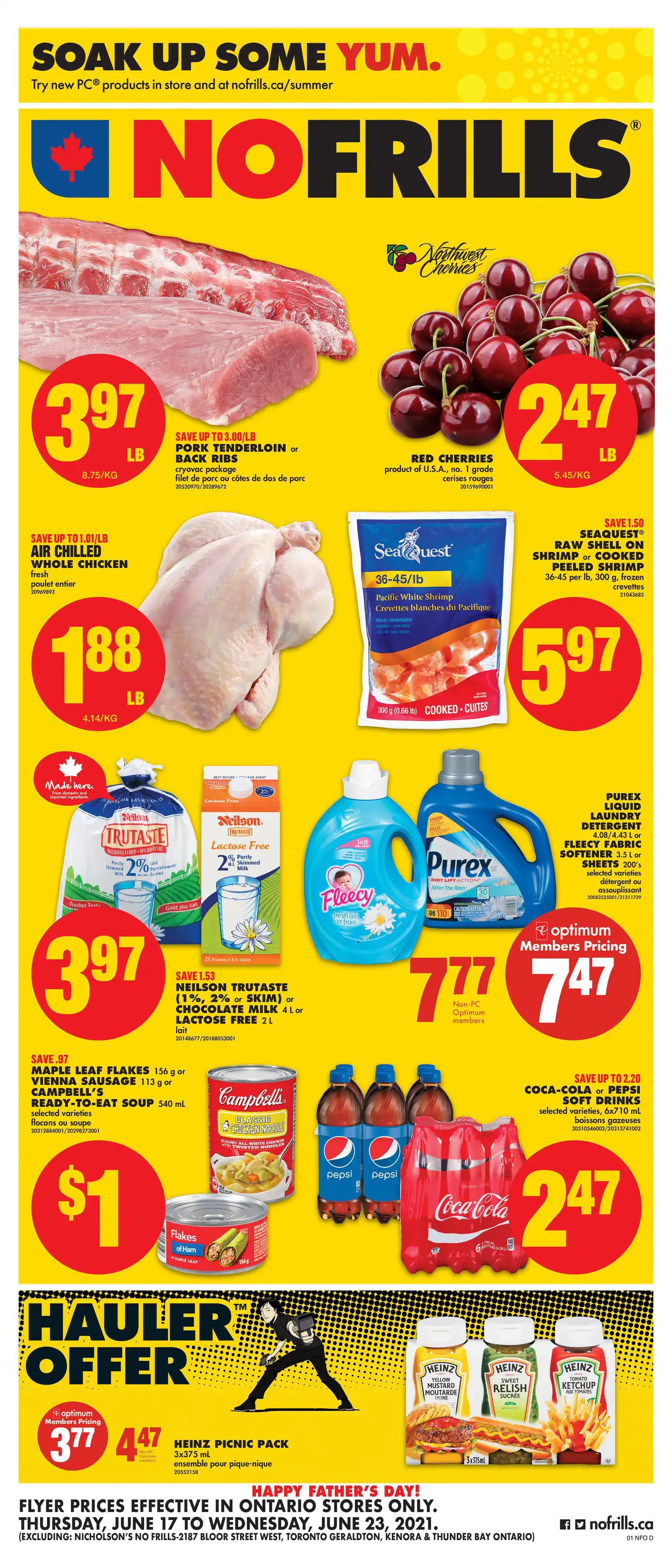 No Frills - Weekly Flyer Specials