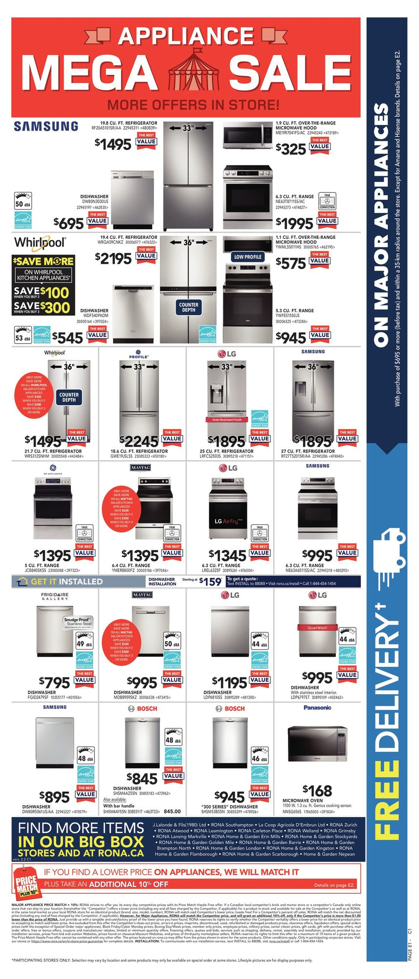 Rona - Weekly Flyer Specials - Father's Day Event - Page 3