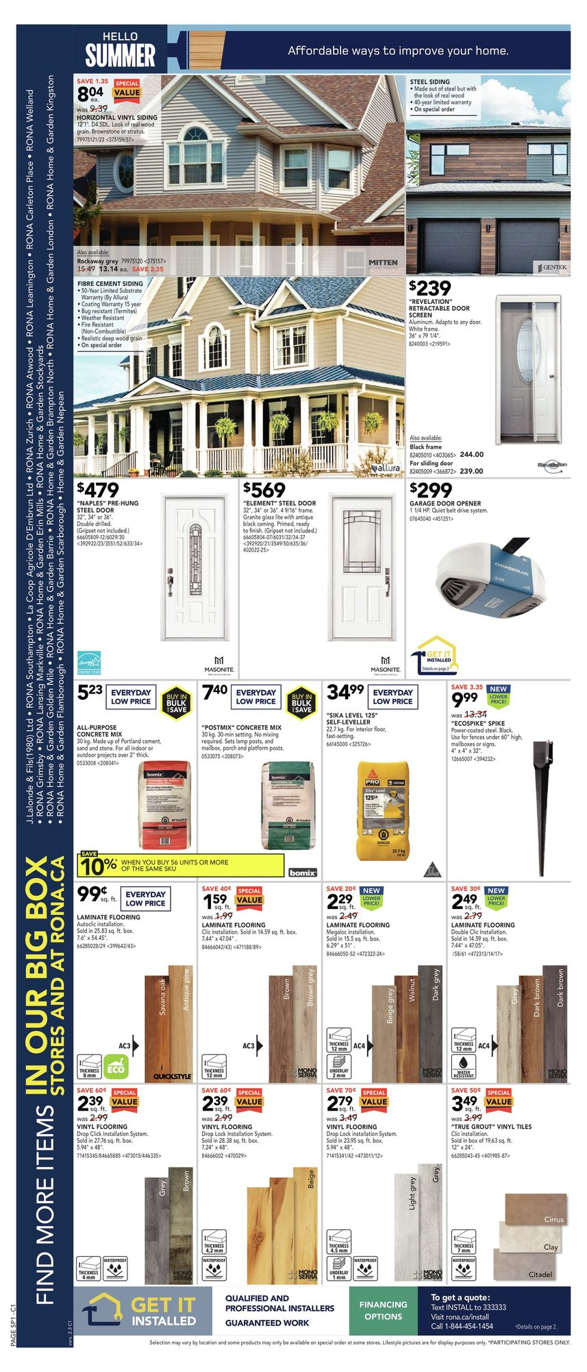 Rona - Weekly Flyer Specials - Father's Day Event - Page 4