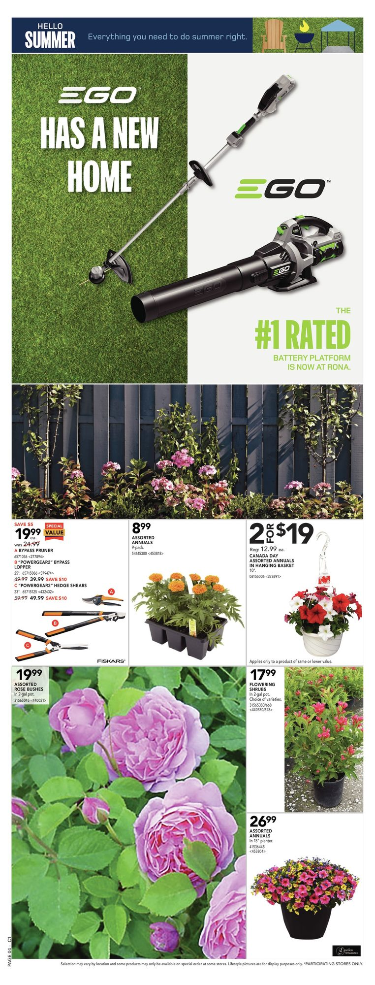 Rona - Weekly Flyer Specials - Father's Day Event - Page 6