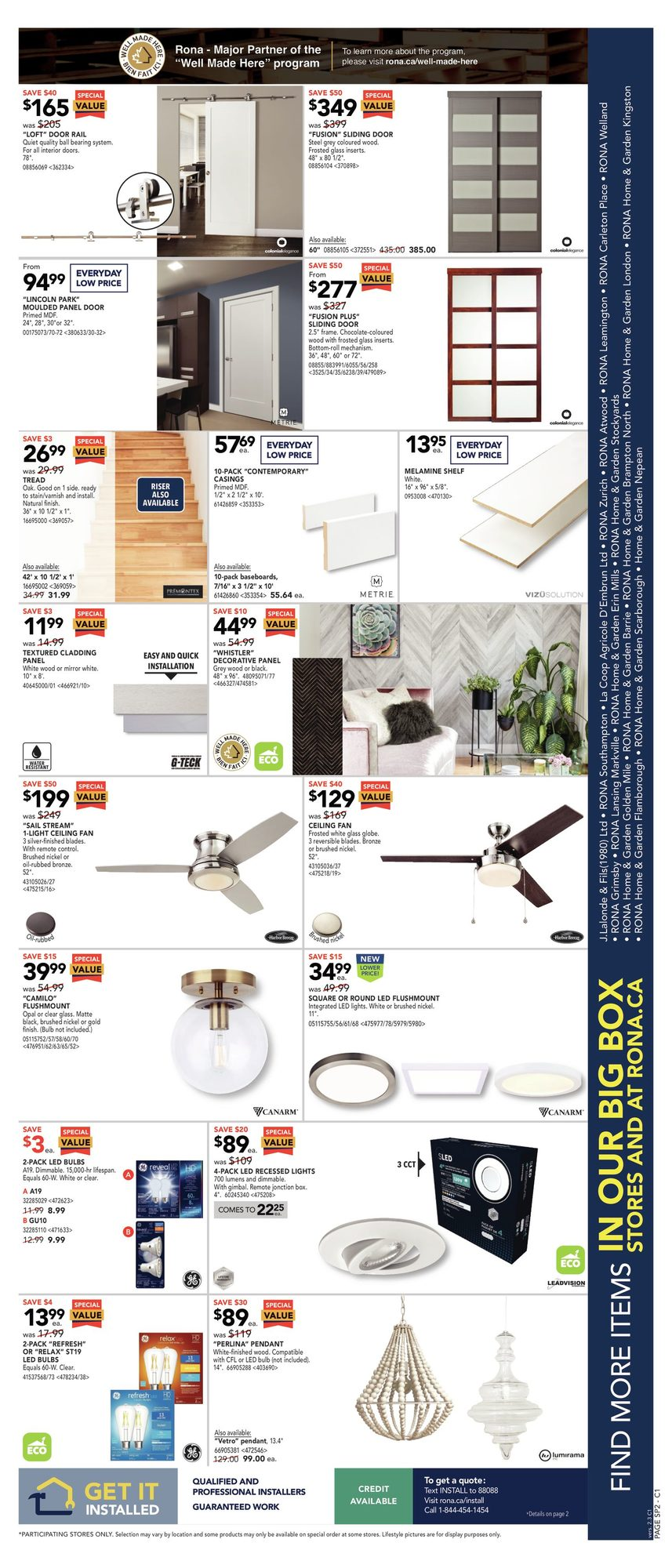 Rona - Weekly Flyer Specials - Father's Day Event - Page 7
