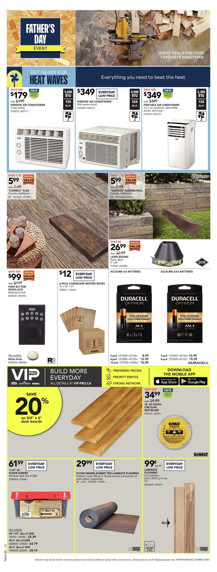Rona - Weekly Flyer Specials - Father's Day Event - Page 10