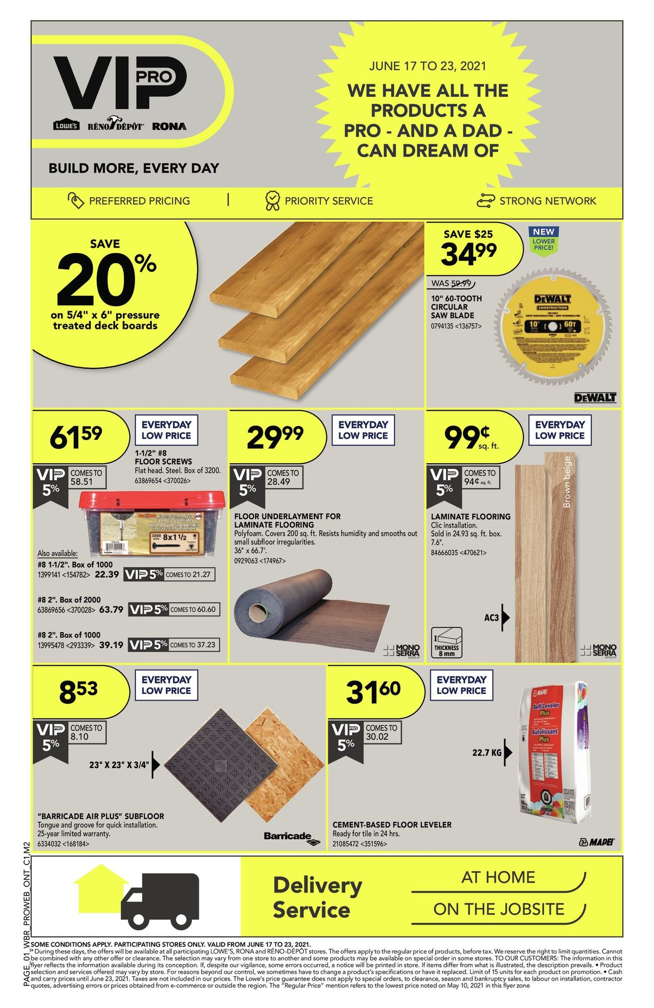 Rona - Weekly Flyer Specials - Father's Day Event - Page 12