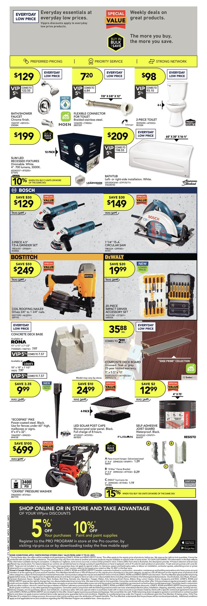 Rona - Weekly Flyer Specials - Father's Day Event - Page 13