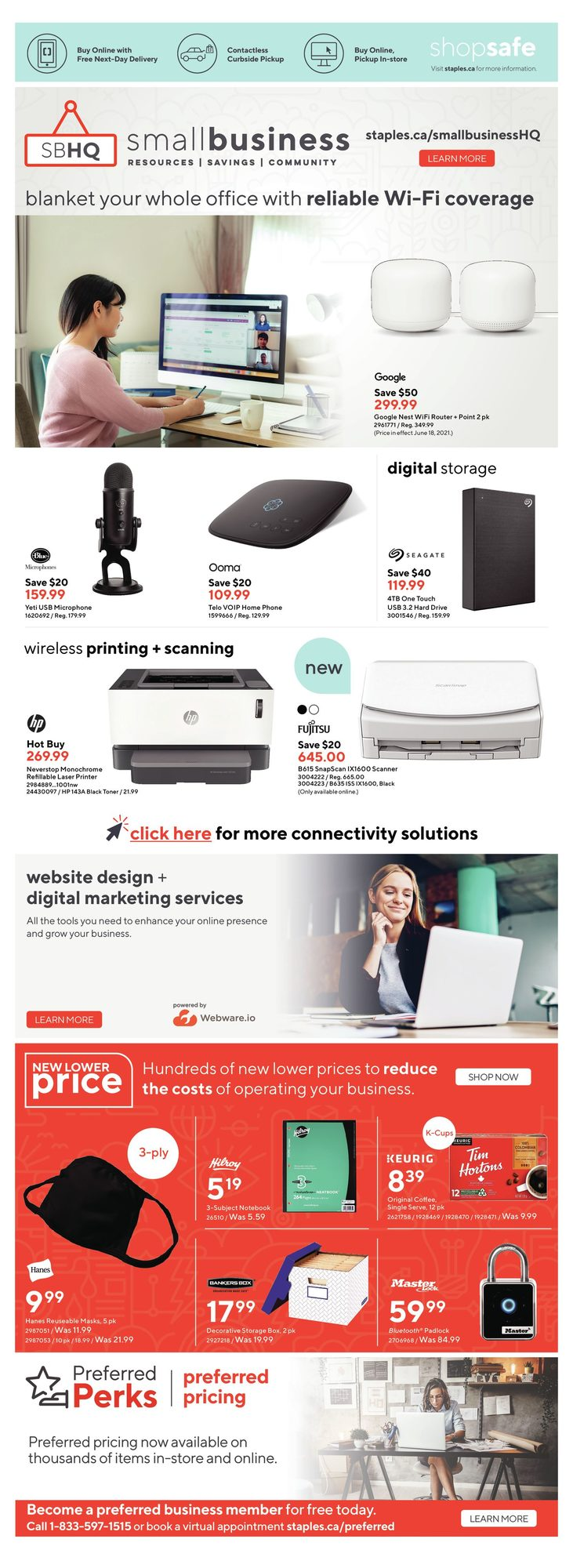 Staples - Weekly Flyer Specials - Page 2