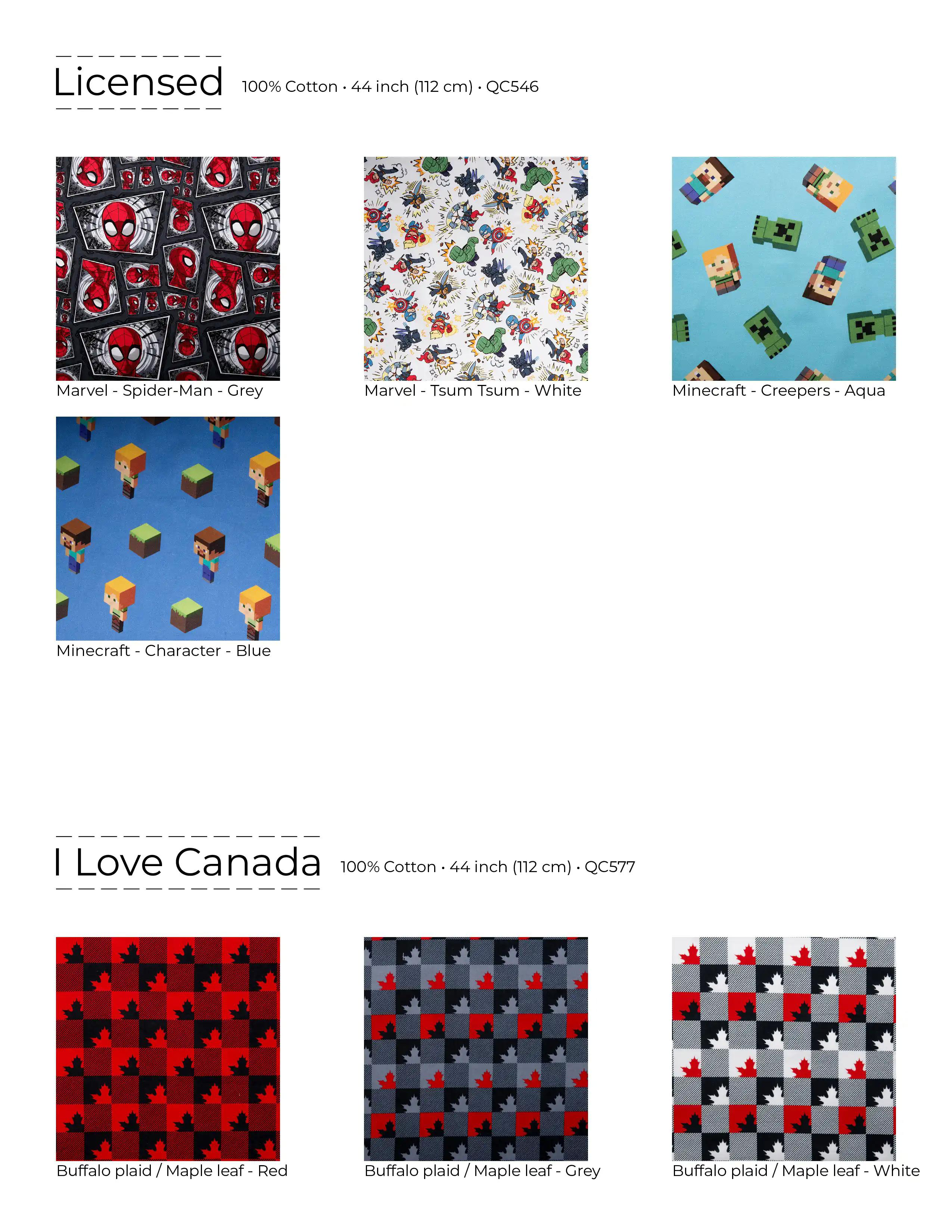 Fabricville - Quilling & Crafting Cottons - Page 26